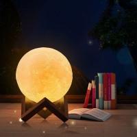 ЛУНА, 3D лампа