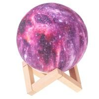3D лампа Звезди