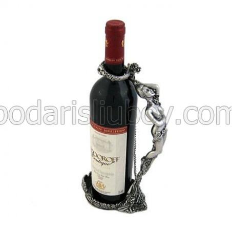 Луксозна стойка за бутилка вино Женско тяло
