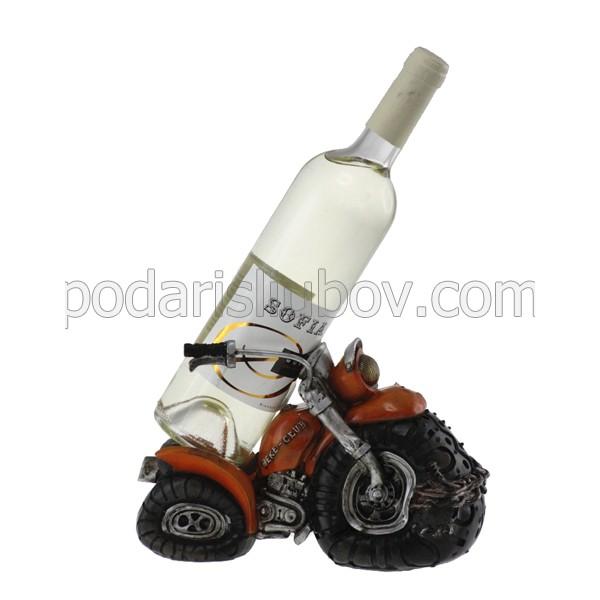 Поставка за вино Мотор 16,5см