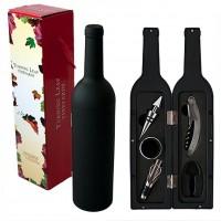 Сет от 5 аксесоара за вино в бутилка