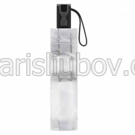 """""""Прозрачен"""" сгъваем, дамски чадър - Pierre Cardin"""