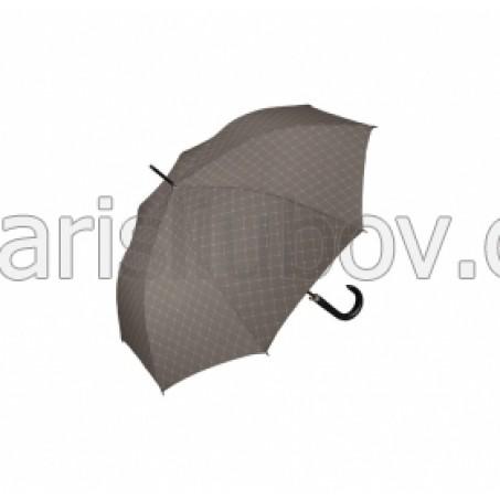 "Дамски чадър ""Кафяв"" - Pierre Cardin"