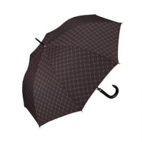 """Дамски чадър """"Тъмно кафяв"""" - Pierre Cardin"""