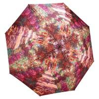 """Сгъваем дамски чадър """"Пътека в градината"""", Моне"""