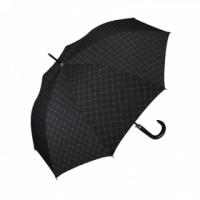 "Дамски чадър ""Черен"" - Pierre Cardin"
