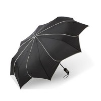 Дамски чадър 'черен' Pierre Cardin