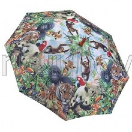 """Детски чадър """"Животинско царство"""""""