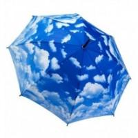 """Прав чадър """"Облачета"""""""