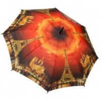 """Сгъваем чадър """"Огнени пеперуди"""""""