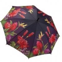 """Прав чадър """"Тропически рай"""""""