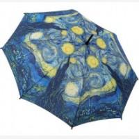 """Прав чадър """"Звездна нощ"""""""