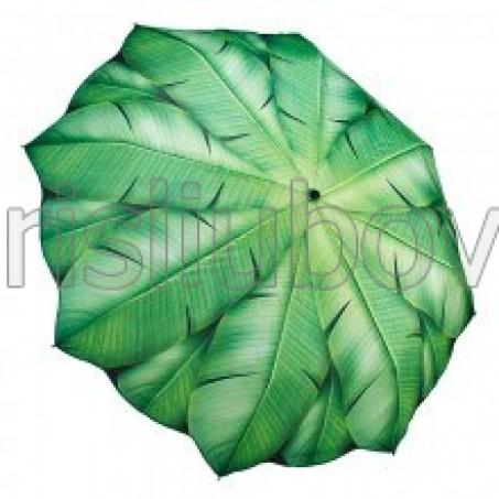 """Сгъваем чадър """"Бананови листа"""""""