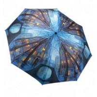 """Сгъваем чадър """"Дъждовна вечер"""""""