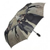 """Сгъваем чадър """"Парижки улици"""""""