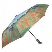 """Сгъваем чадър """"Поле с макове"""""""