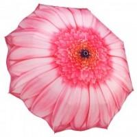 """Сгъваем чадър """"Розова маргарита"""""""