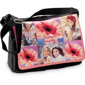 Голяма чанта за рамо със снимка, 40*32см