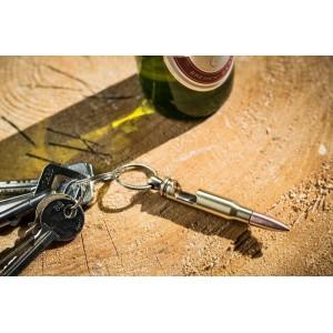 Ключодържател-отварачка за бира Патрон