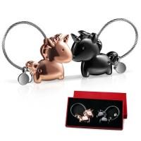Сет магнитни ключодържатели Еднорози, подаръчна кутийка