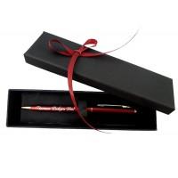 Гравиран луксозен химикал с Ваш надпис и кутийка