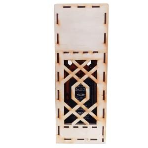 Дървена кутия за уиски Джак Даниелс с Вашето име!
