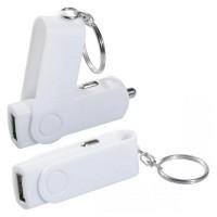 USB зарядно за кола, с опция за печат, на едро