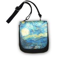 Чантичка през рамото, Звездна нощ на Ван Гог