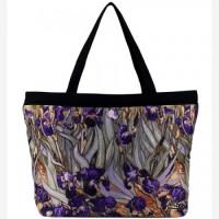 Дизайнерска чанта, Ирисите на Ван Гог