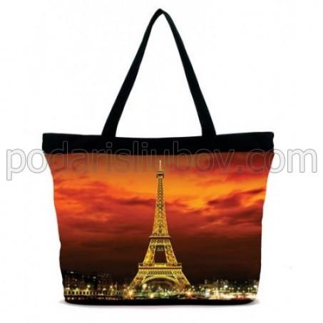 Дизайнерска чанта, Париж