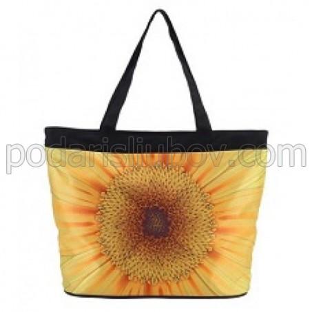 Дизайнерска чанта, Слънчоглед