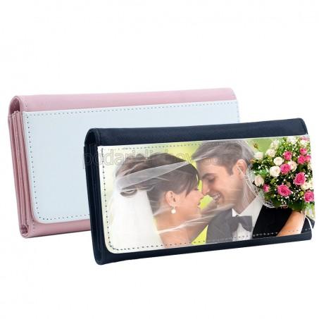 Дамски портфейл в елегантна кутия