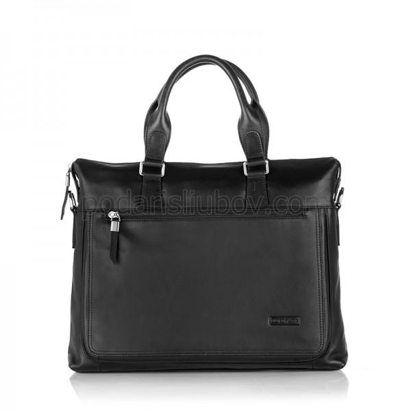 Черна бизнес чанта, Silver flame