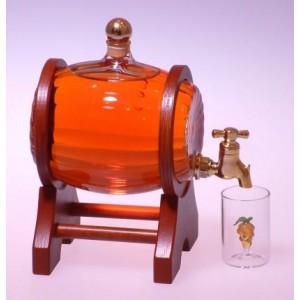 Бутилка за алкохол Artisan буре, 500мл.
