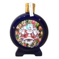 Бутилка Коледен часовник, водка 0,700л