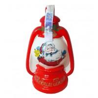 Бутилка Коледен фенер, водка 200мл
