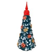 Бутилка Коледна/Новогодишна елха, водка 1.0л