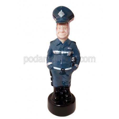 Бутилка Полицай, водка златогор 200мл