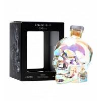 """Декоративна бутилка Кристален череп """"Aurora"""", водка 0,700 мл"""