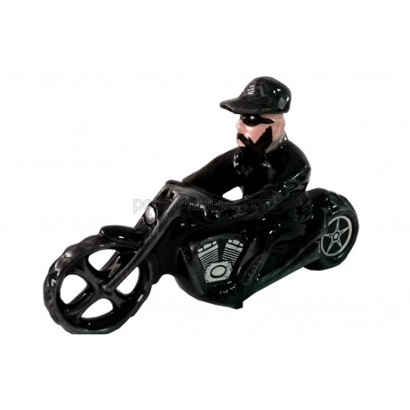 Бутилка Рок - моторист, водка 200мл
