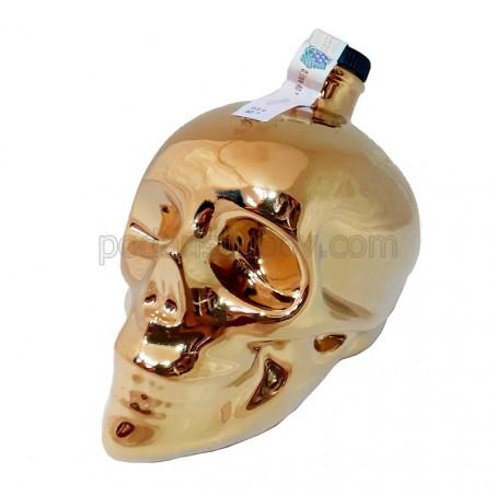 Бутилка Златен череп, водка 500мл