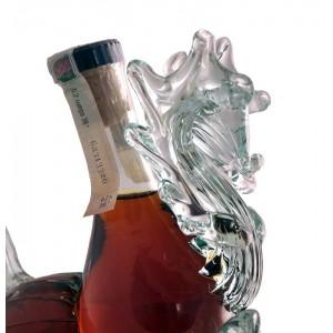 Декоративна бутилка Кон, червен ром
