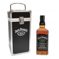 Джак Даниелс 700мл в метална кутия - куфар