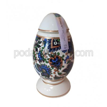 Бутилка Великденско яйце, керамика, водка Златогор 200мл