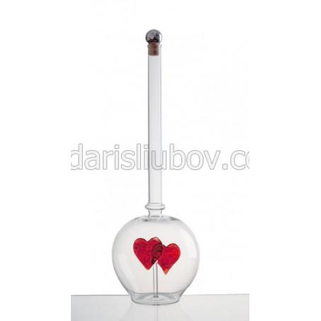Сувенирна любовна бутилка Хармония, 500мл