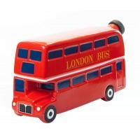 Бутилка от керамика Лондонски автобус, водка 0,700л