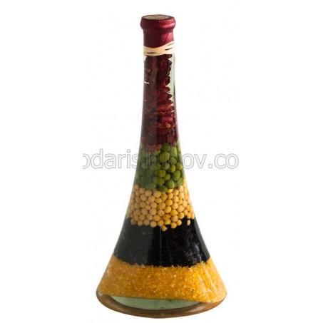 Шехерезада, декоративна бутилка - 30см