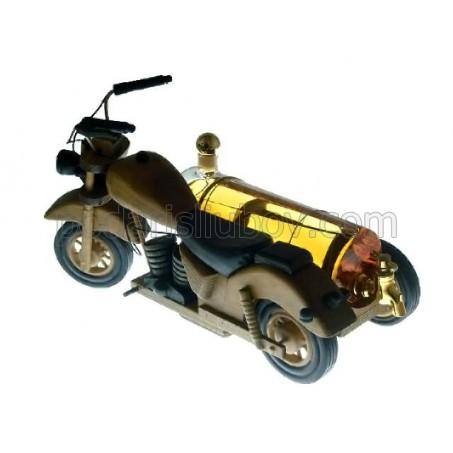 Сувенирна бутилка Мотор с кош, 350мл