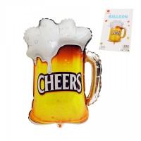 Балон Халба за бира, 52см