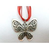 Дамско колие пеперуда